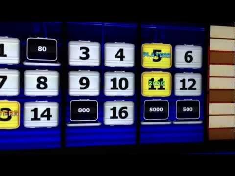 Deal or No Deal Join N Play - Soaring Eagle Casino, Jan. 22, 2012