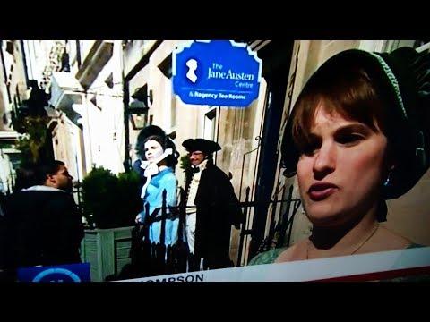 Jane Austen £10 note released.