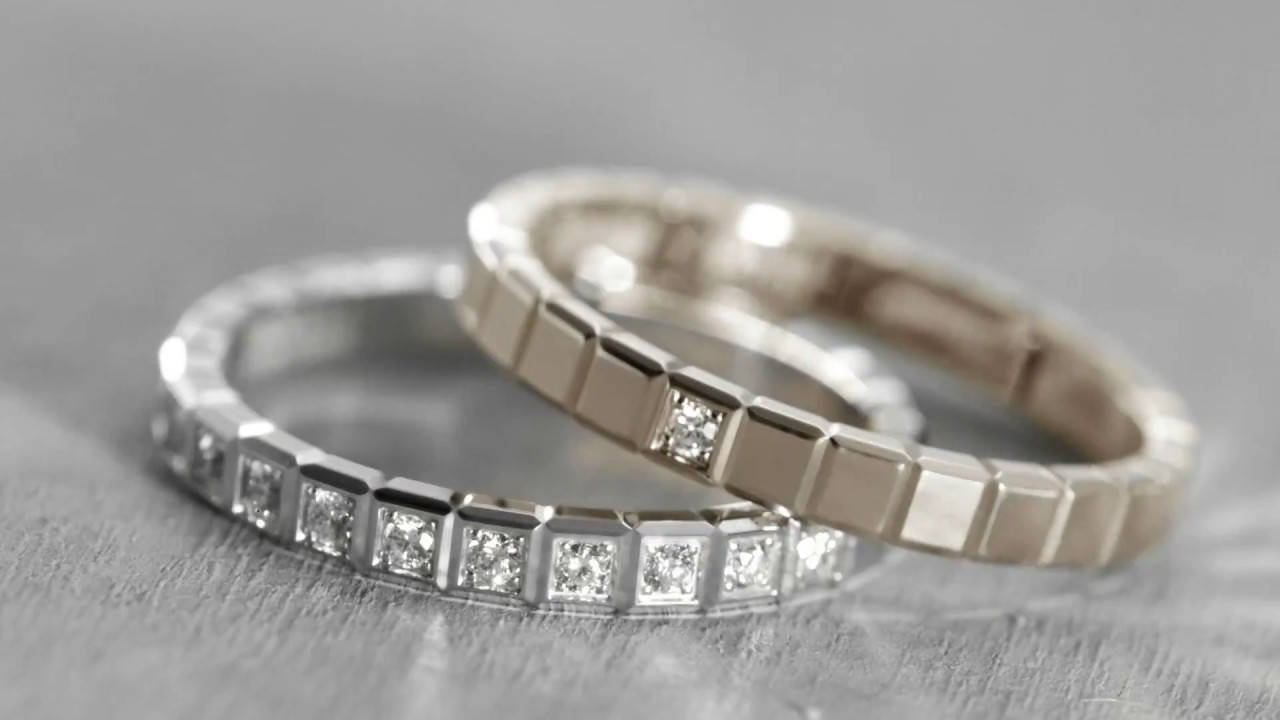 Ice Cube Tempting Geometry To Stack Up 30s Edition Chopard
