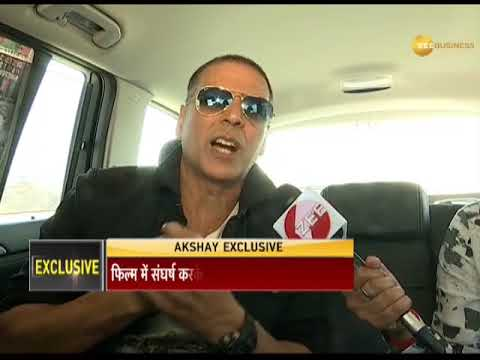 Exclusive: In conversation with Bollywood actor Akshay Kumar