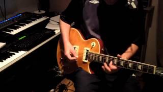 Slabo day guitar tutorial