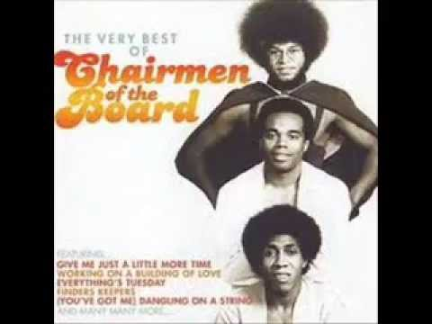 Chairmen Of The Board -  Pay The Piper   (1971)