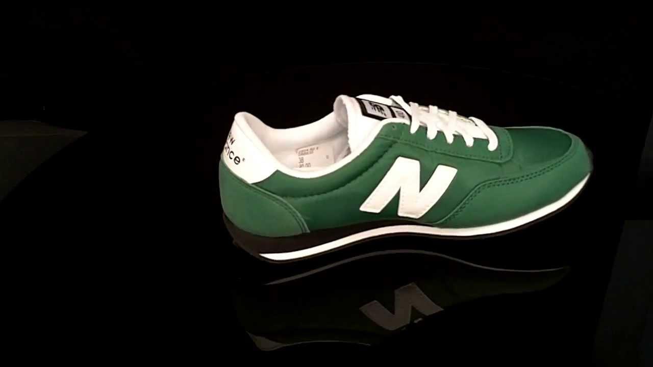 new balance u410 dames groen