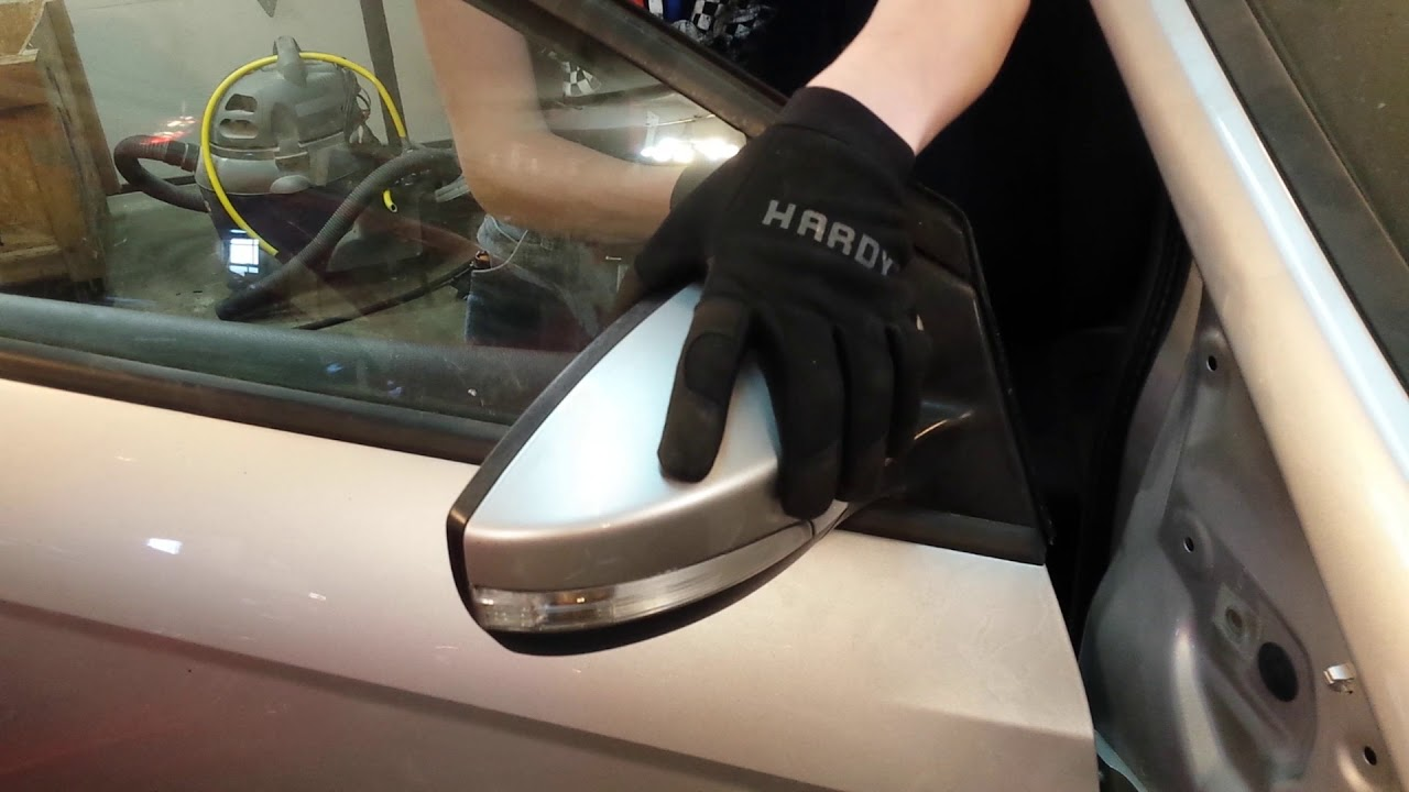 How To Remove Mirror On 2016 Ford Focus