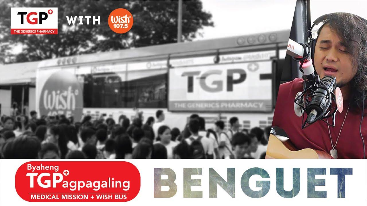 Byaheng TGPagpagaling - Benguet