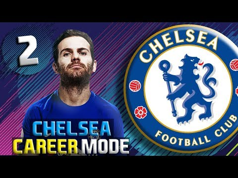 FIFA 18 Chelsea Career Mode Ep2 - INJURED SIGNING!?!