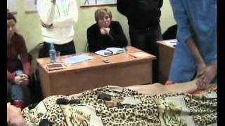 Курсы массажа в Киеве : стоун массаж часть 3(, 2011-10-14T09:12:00.000Z)