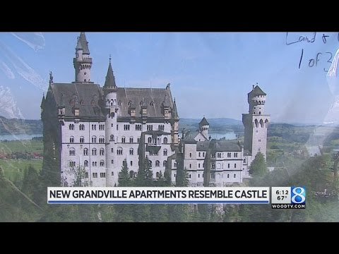 Grand Castle apartments rising in Grandville