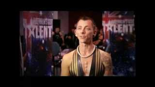 Space Cowboy Breaks World Record - Australia's Got Talent 2012 audition 5 [FULL]