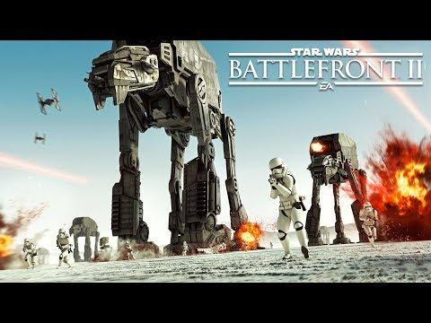 BEST GRAPHICS EVER!! (Star Wars Battlefront 2)
