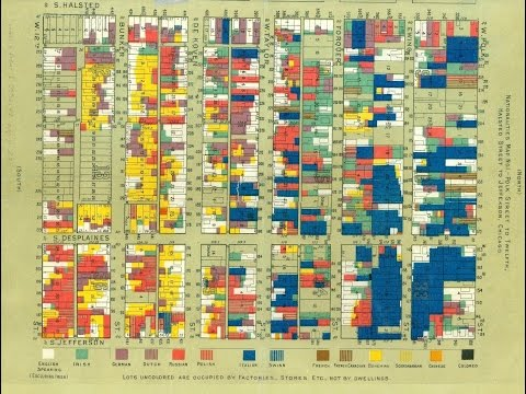 Historic Chicago Data - Before it was Big