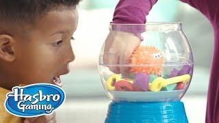 'Blowfish Blowup Game' Official Spot - Hasbro Gaming