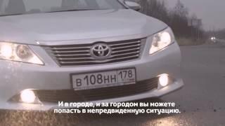 видео Защита картера Lexus (Лексус)