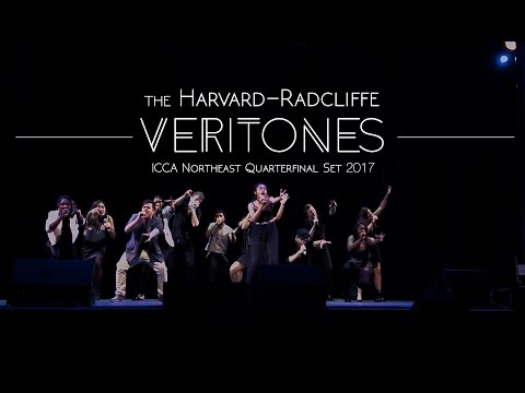The Veritones | ICCA Northeast Quarterfinal Set 2017