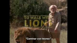 To Walk with Lions (1999). Trailer. Subtitulado al español..avi