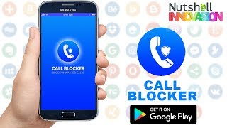 Call Blocker & I Black List Android App - Block Calls And Block Numbers On Android