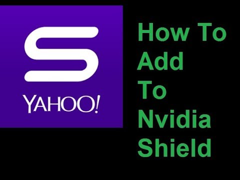 Watch NFL For Free On Nvidia Shield Add Yahoo Sports app to Android TV