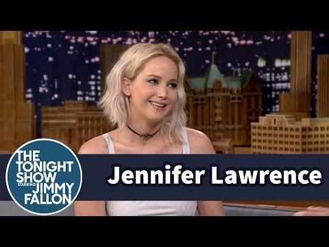 Jennifer Lawrence Isn't a Real X-Men Mutant to Her Nephew