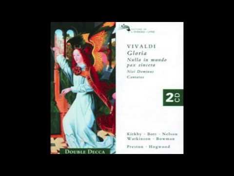 Vivaldi Gloria - Laudamus Te