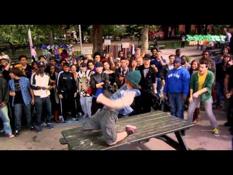 Step Up 3D - Moose vs Kid Darkness