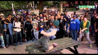 Step Up 3D - Moose vs Kid Darkness