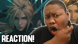 A MASTERPIECE OMG! Final Fantasy VII Remake Opening REACTION!