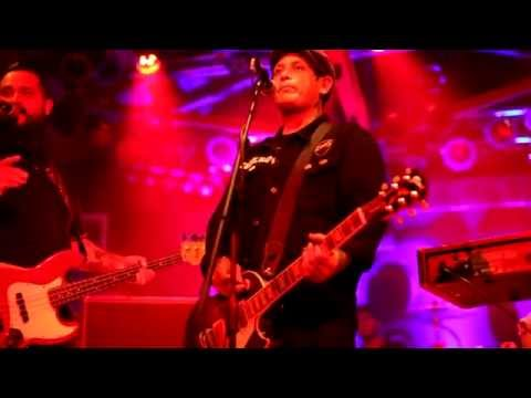Left Alone - Dead Red Roses (Live)