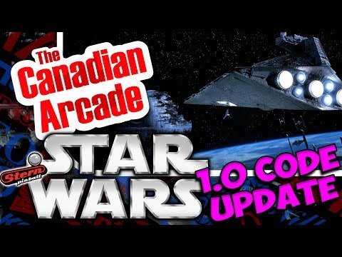 Stern Star Wars Code 1.0 Review and Game play