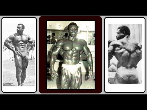 Roy Callender A Forgotten Bodybuilding Legend