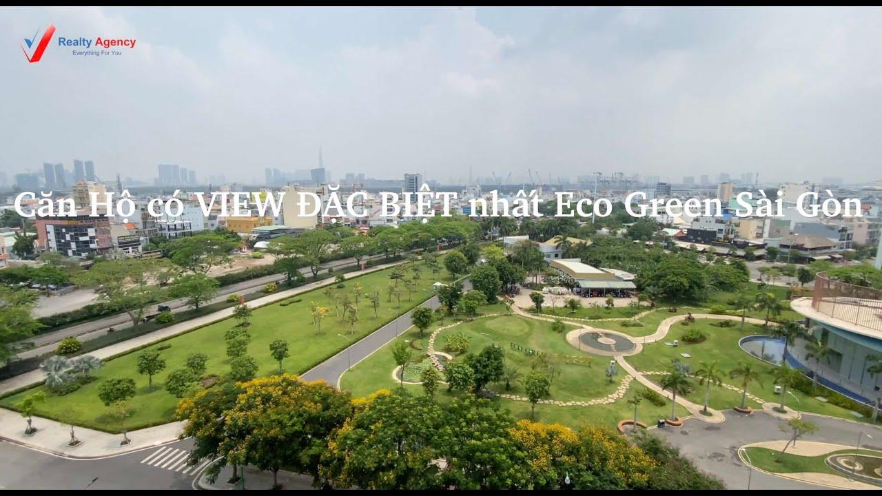 image VRA - Căn hộ có view Hoa Hậu ở Eco Green Sài Gòn - Cho Thuê và Bán