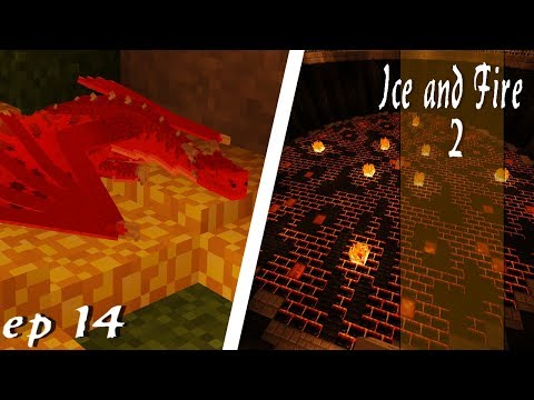 A New Fire Dragon Hatchery! + Dragon Hunting And Baby Dragons! | Ice And Fire - Season 2