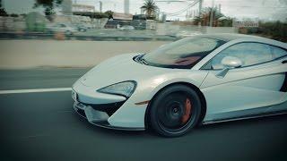 McLaren 570GT: Komfortabel oder rau? - Vorfahrt | auto motor und sport