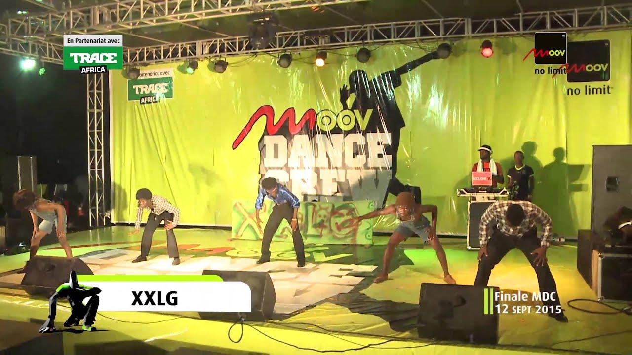 Moov Bénin: Finale du Moov Dance Crew 2015