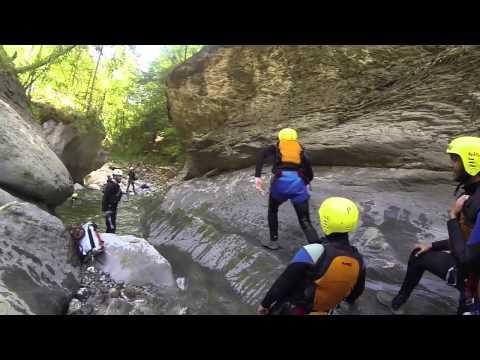 Water Adventures in Switzerland