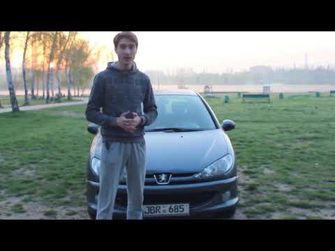 Peugeot 206 1.4 16v Личный ОПЫТ! топ ОБЗОР😆 если бы не ☀️