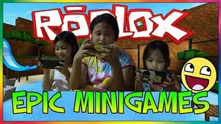 Epic Mini Games | Roblox English Gameplay-oblong yun