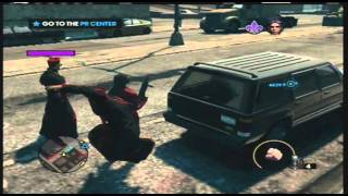 Saints Row The Third Funny Moments 3