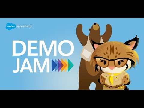 AppExchange Demo Jam  for Sales: April 2017