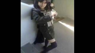 Cosplay Shakugan no Shana por Minna