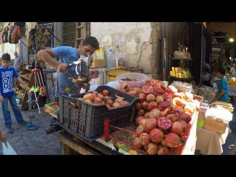 Damascus, Syria, 2017