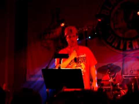 2010 Blackhawks convention karaoke Ring of Fire  Reck version
