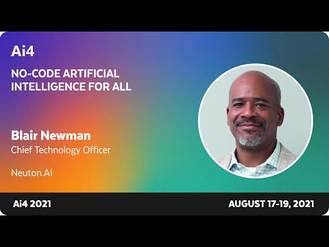 No-Code Artificial Intelligence for All