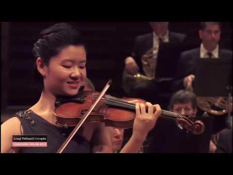 Brahms Violin Concerto-Mayumi Kanagawa