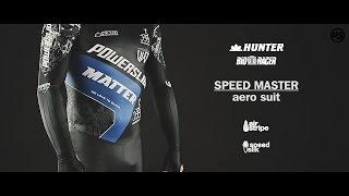 Hunter Bioracer SPEED MASTER aero suit - Powerslide Race Inline Skates - Racing Skates