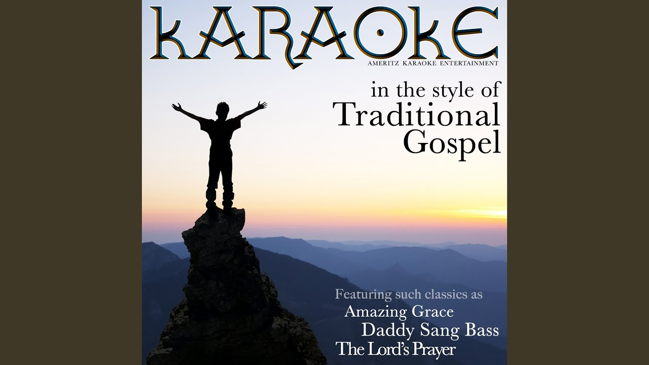 The Old Rugged Cross Karaoke Version