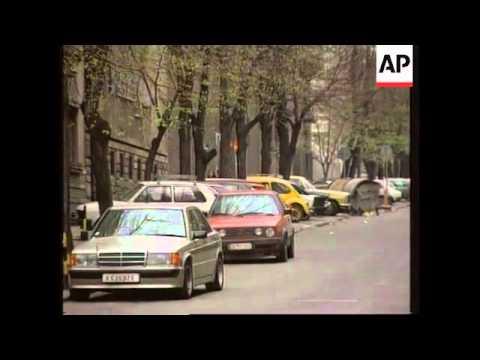 YUGOSLAVIA: KOSOVO CRISIS: NATO BOMBING CAMPAIGN LATEST