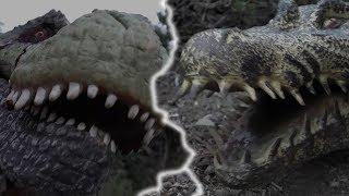 Dino Duels Ep. 6:  T-Rex vs Deinosuchus