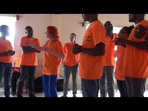 Haiti Post-2016 Hurricane: Community Training workshop for children