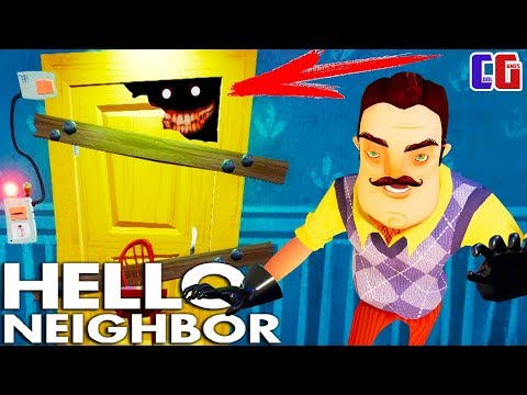 Hello Neighbor В ЭТОТ ПОДВАЛ СОСЕДА ЛУЧШЕ НЕ ХОДИТЬ! Прошел Акт 3 Игра Привет Сосед от Cool GAMES