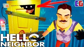IN THE BASEMENT OF A NEIGHBOR IS BETTER NOT TO GO! Passed Act 3 game Hello Neighbor from CoolGAMES